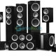 KEF Active Subwoofer Engalnd