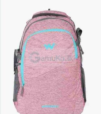 Original Wildcraft Heathered Laptop Backpack