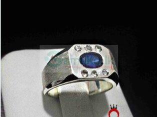 Kakanil Gem Stone Silver Ring