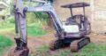 Kubota 30 Excavation