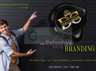 Branding Web Design Package