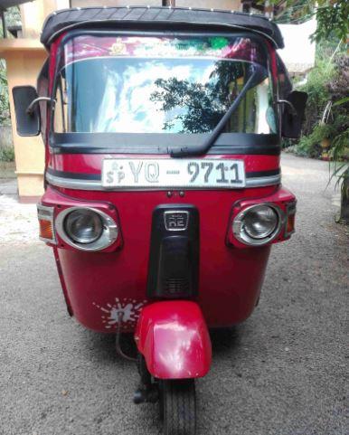 Bajaj three wheel