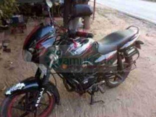 Bajaj Discover 135