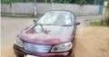 Nissan N17 Super Saloon