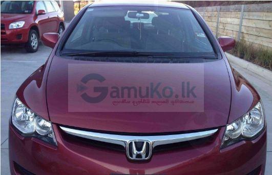 Honda Civic FD 1