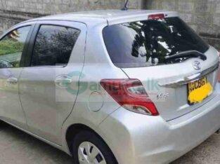 Toyota Vitz Safety Car For Sale (2015)