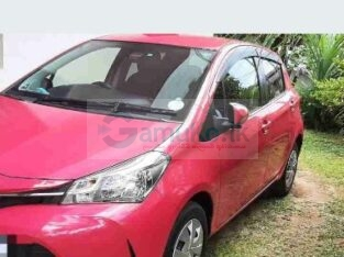 Toyota Vitz Jewela Car For Sale ( 2016)