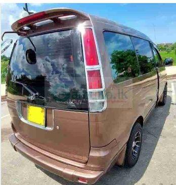 Toyota Noah KR42 3C Turbo Diesel Van For Sale