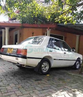 Mitsubishi Lancer Box Car For Sale (1981)