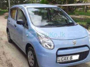 Suzuki Alto Car For Sale (2014)