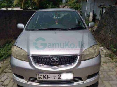 TOYOTA VIOS 1.5 EM CAR FOR SALE (2004)