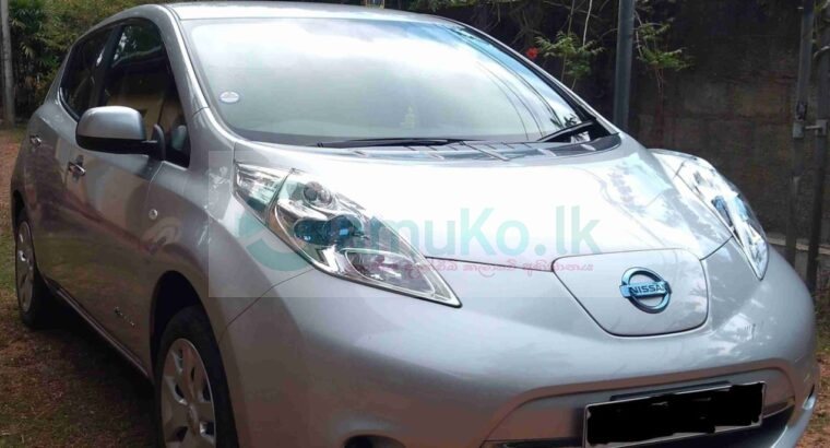 Nissan Leaf Azeo Car For Sale (2013)