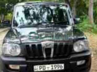 Mahindra Scorpio Double Cab For Sale (2011)