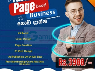 Special Facebook Promotion Packages