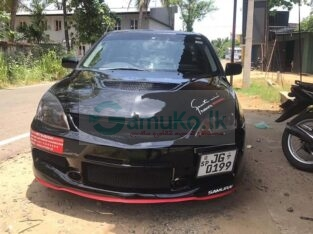 Another Lancer Cs modification