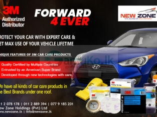3M Car Care Products | New Zone Lanka