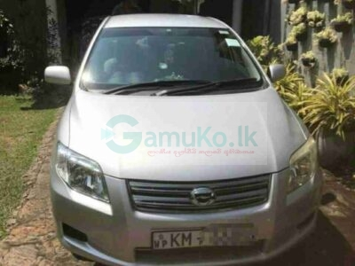 Toyota Axio Car For Sale (2010)