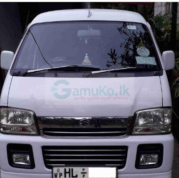 Suzuki Every 1999