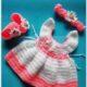 Baby wool cloths