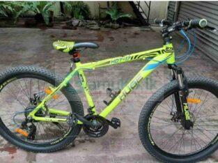 Huge Mountain Cycle (Green)