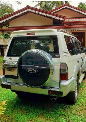 Toyota Land Cruiser Prado (1997)