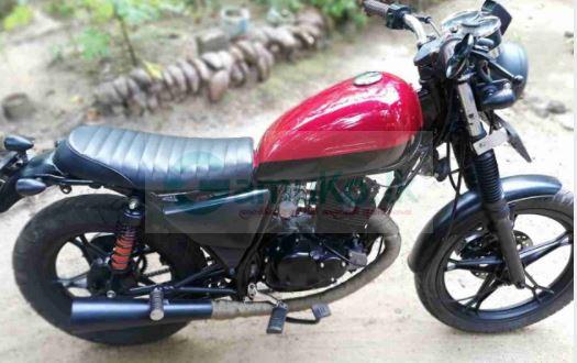 Suzuki GN125 Bike for sale