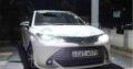 Toyota Axio WXB 50th Anniversary 2016
