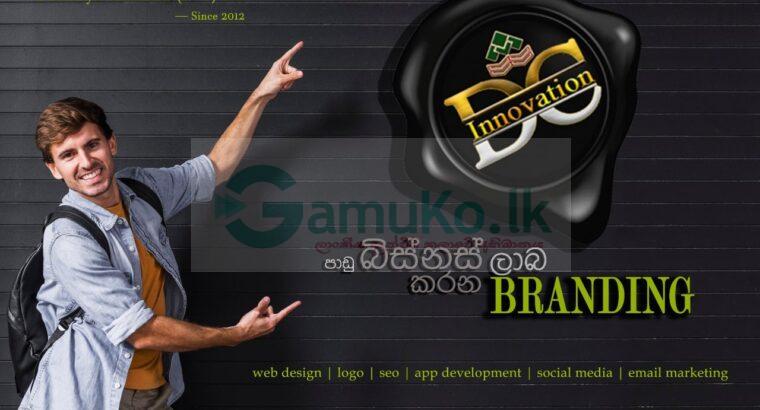 Branding New Website Design