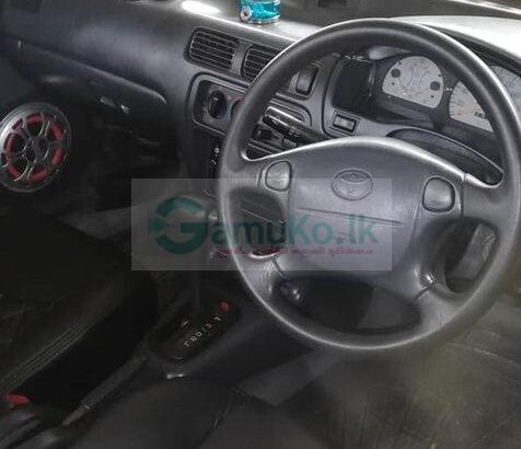 Toyota Cynos Convertible