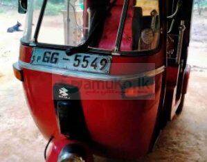 Bajaj 2 Stroke Three wheeler