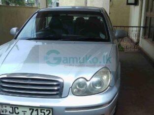 Hyundai Sonata Hmatic (2002) Car For Sale