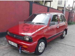 Suzuki Maruti 800 For Sale