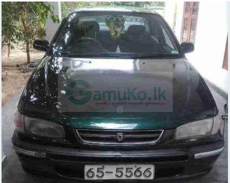 Toyota Corolla Car For Sale (1996)