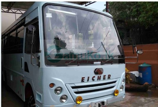 Eicher 10.7 Starline Bus For Sale (2017)