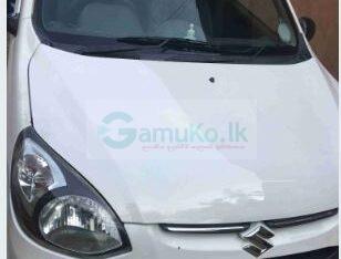 Suzuki Alto 800 Car For Sale (2015)