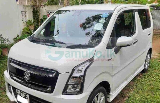 Suzuki Wagon R Stingray Car For Sale ( 2017 )