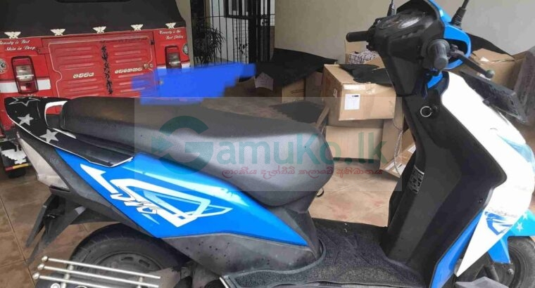 Honda Dio Scooty For Sale (2017)