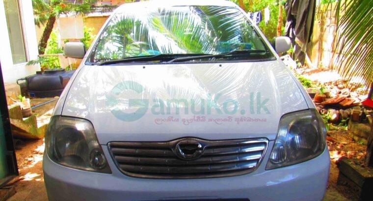 Toyota 121 Fielder Car For Sale (2003)