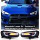 Mitsubishi Lancer Ex – Evolution X 2008-2016