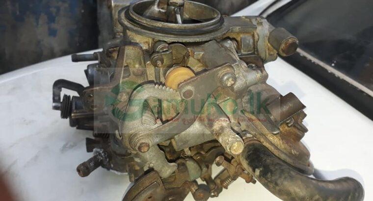 Lancera carburettor