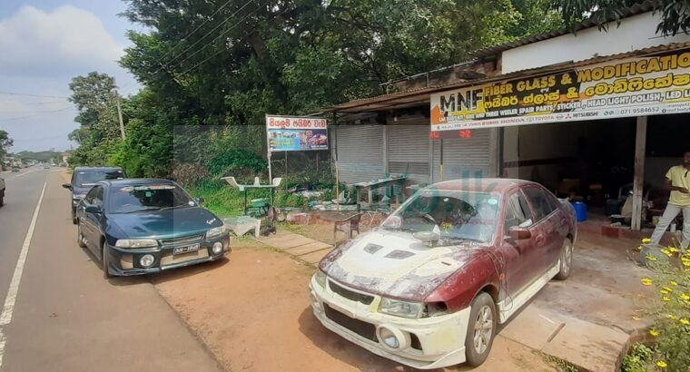 MNF bodykit full modification and painting