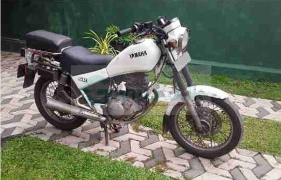 Yamaha SR 125cc Bike For Sale (2002)