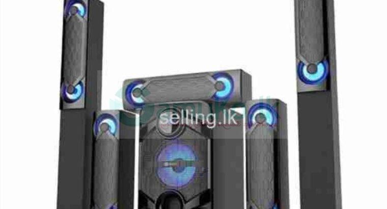 G.H.Y.5.1 Multimedia Speaker System