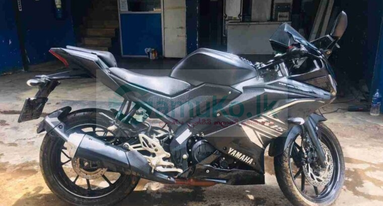 Yamaha R15 160cc Bike For Sale (2019)