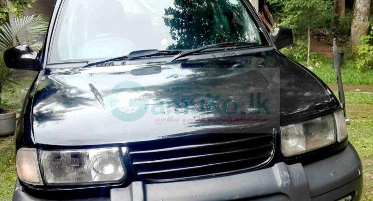 Tata Safari SUV Jeep For Sale ( 2003 )