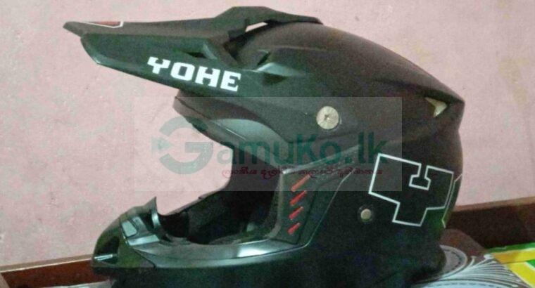 Yohe Full Face Helmet For Sale