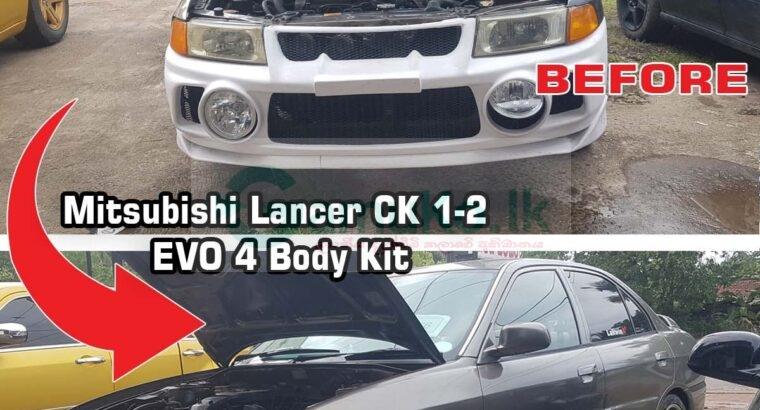 Mitsubishi Lancer CK 1-2 Body Kit (EVO 4)