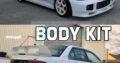 Mitsubishi Lancer CB 1-2-3-8 Body Kit (Evo 3)