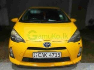 Toyota Aqua S limited Car For Sale (2012)